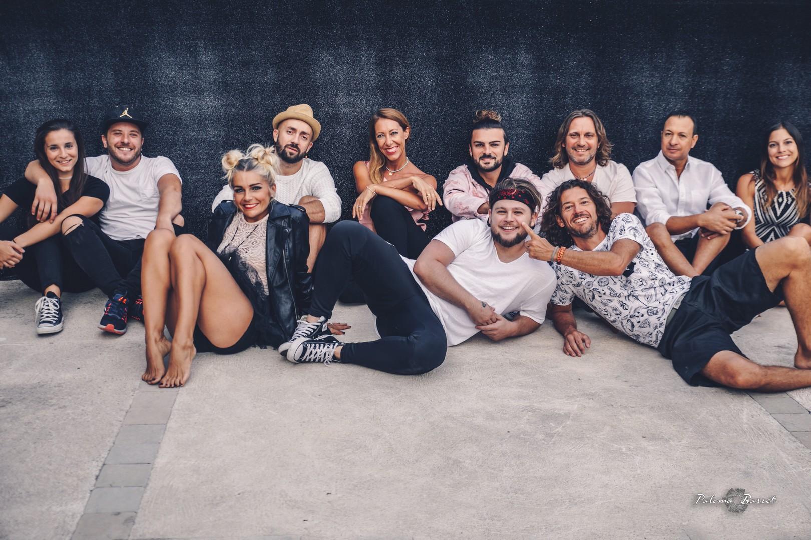 L'équipe de Studio 3 - Année 2017 - 2018