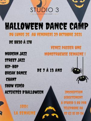 Dance Halloween Camp